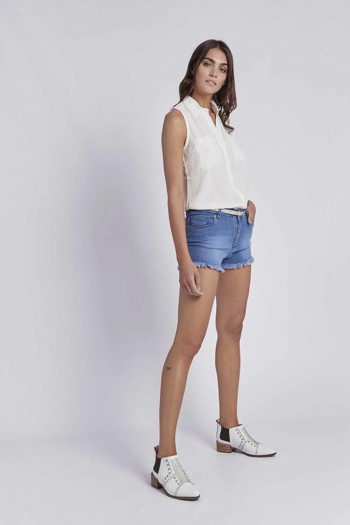 short denim Viga Jeans verano 2020