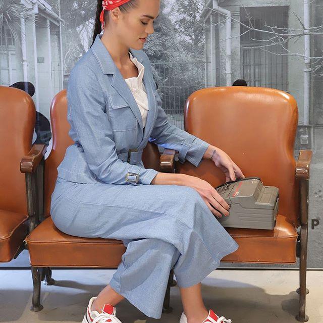 trajes de lino mujer Anna Rossatti verno 2020