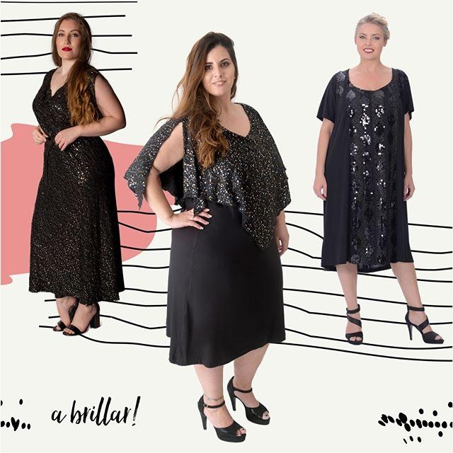 vestidos negros para fiestas verano 2020 Portofem
