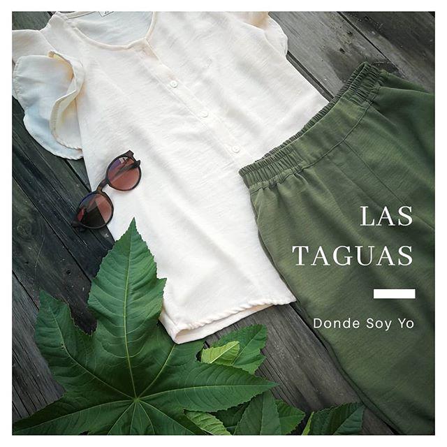 blusa fibrana Las taguas verano 2020