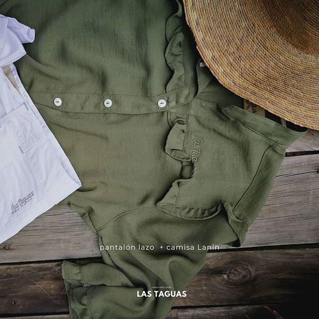 camisas frescas mujer Las taguas verano 2020
