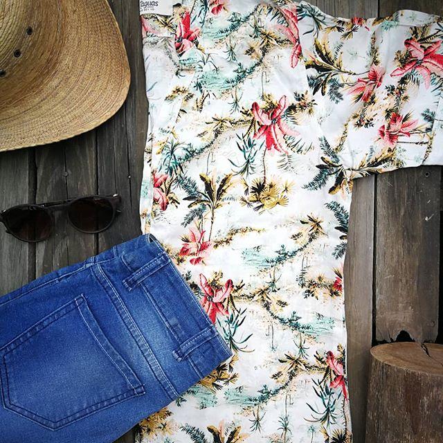 camisolas estampadas Las taguas verano 2020