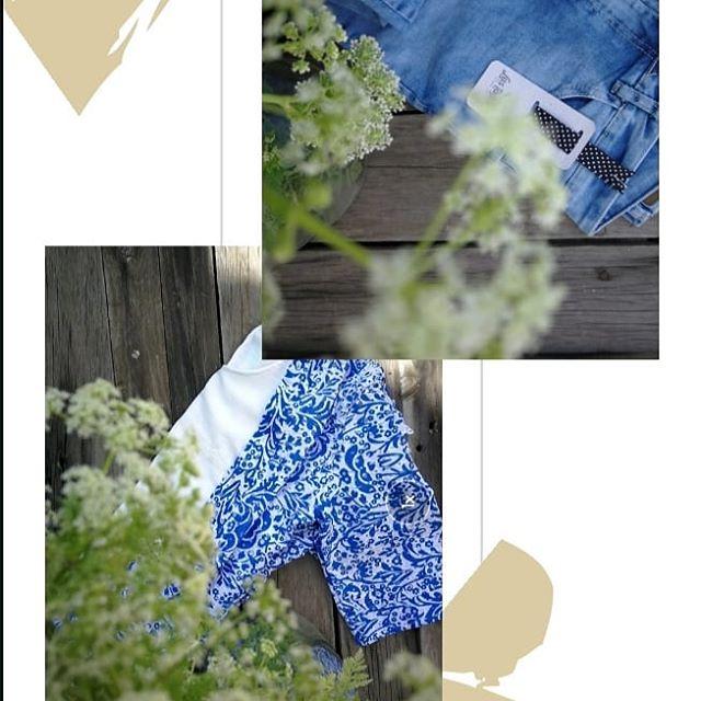kimono estampado Las taguas verano 2020