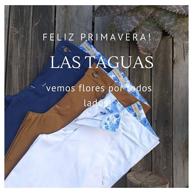pantalones de gabardina mujer Las taguas verano 2020