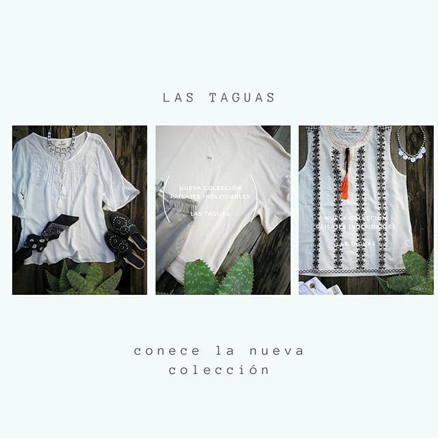 remeras y blusas casual Las taguas verano 2020