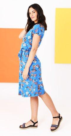 vestidos casual de fibrana verano 2020 las iulas