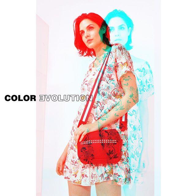 vestidos fibrana estampada mujer legacy verano 2020