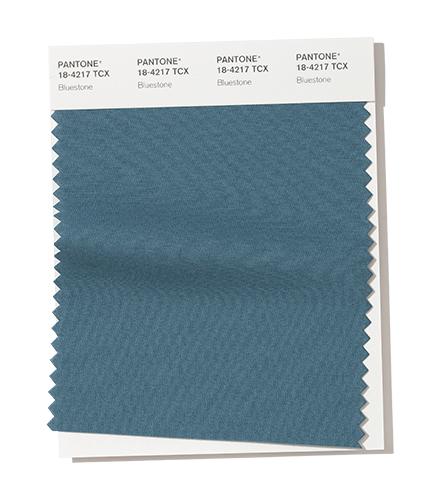 Bluestone Sulfato de cobre Color de moda otoño invierno 2020