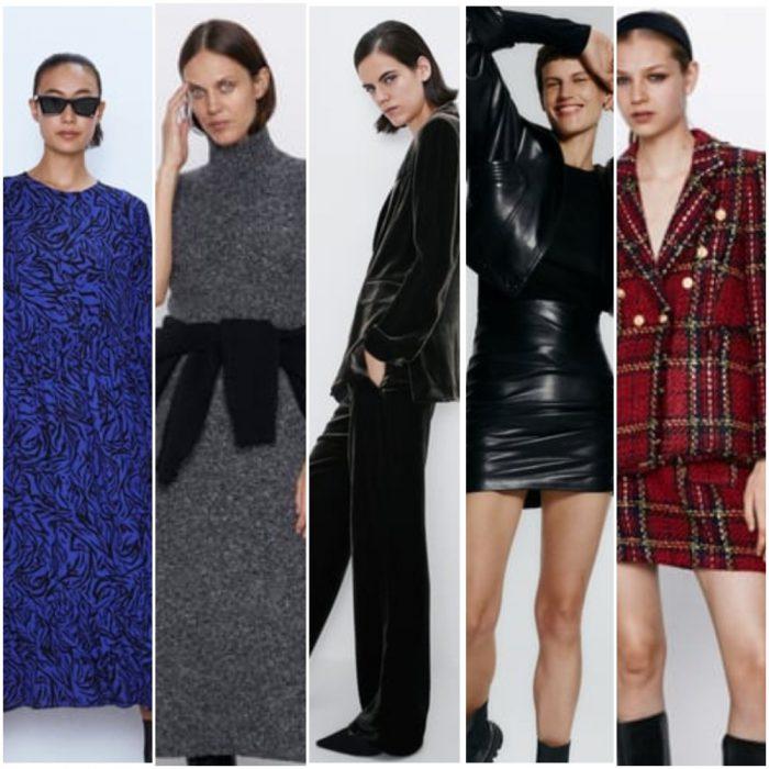 estampas y texturas de moda invierno 2020 tendencias