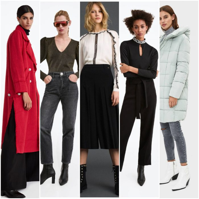 ropa de moda para mujer invierno 2020