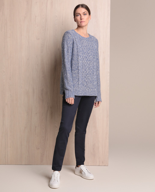 tonos azules de moda invierno 2020