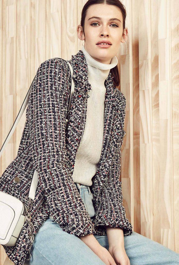 abrigo mujer Vitamina otoño invierno 2020
