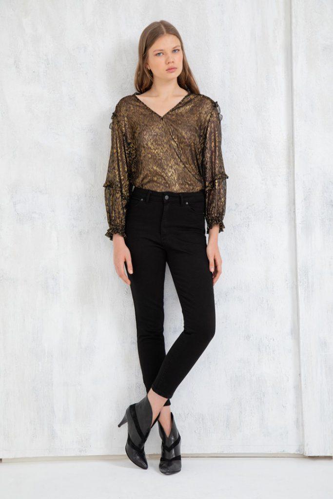 blusas mangas largas mujer uma invierno 2020