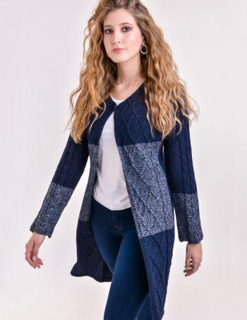 saco lana tejido mujer tejidos mauro sergio invierno 2020