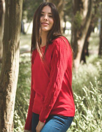 sweater lana mujer tejidos mauro sergio invierno 2020