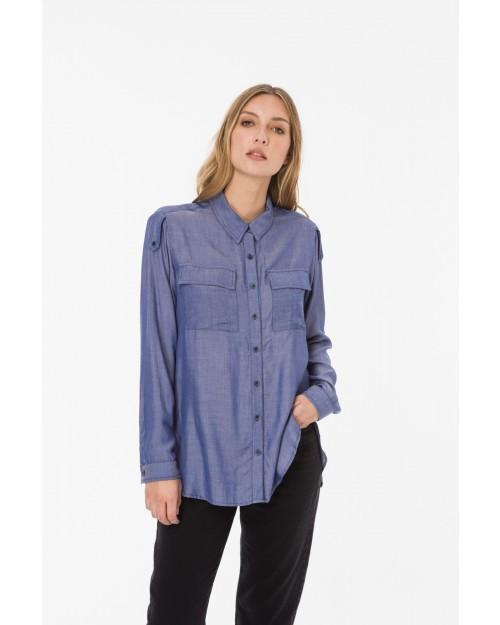 Camisa de jeans invierno 2020 Wanama
