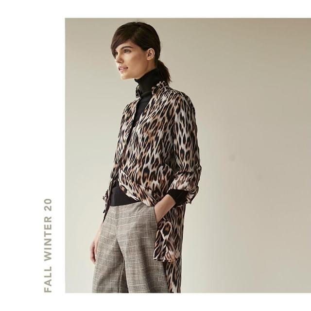 Looks elegantes para señoras otoño invierno 2020 Rafael Garofalo
