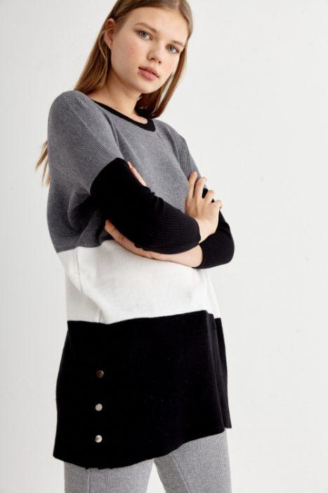 St Marie buzo lana juvenil invierno 2020