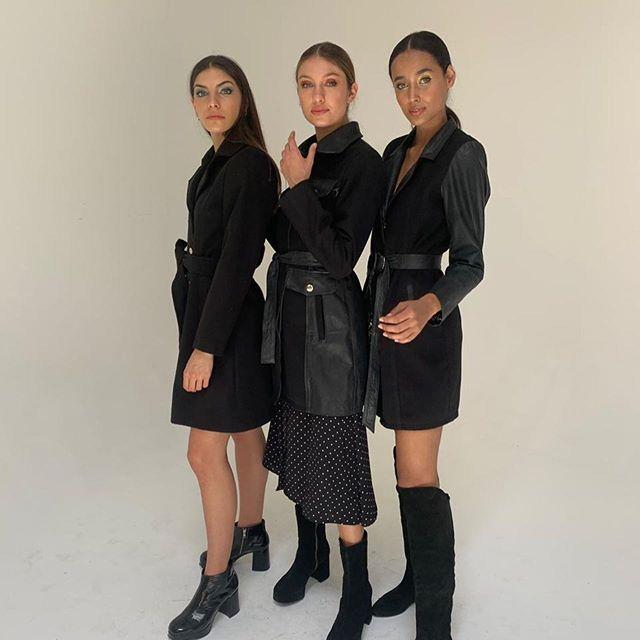 abrigos trench mujer la cofradia invierno 2020