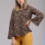 Blusas y camisas para señoras otoño invierno 2020 - Brandel