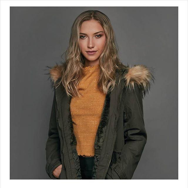 campera abrigo juvenil Peuque invierno 2020