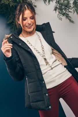 campera pluma kevingston mujer invierno 2020