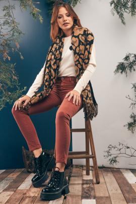chupin de colores kevingston mujer invierno 2020