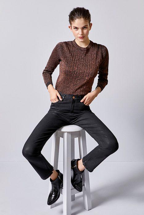 jeans clasico negro tucci invierno 2020