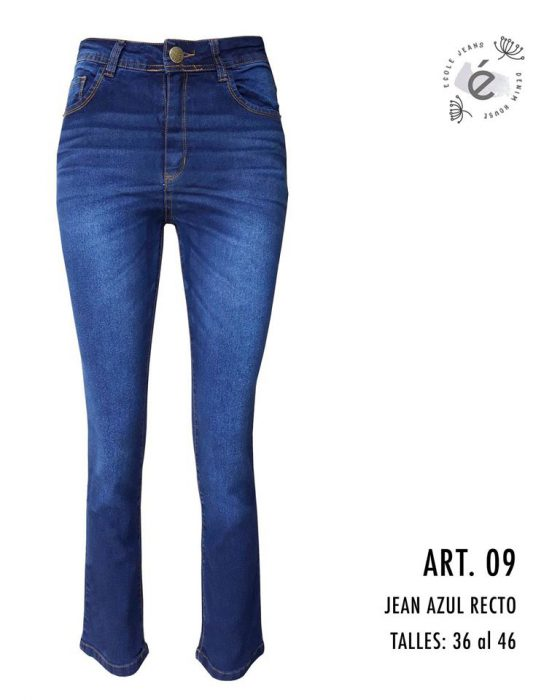 jeans juveniles mujer Ecole otoño invierno 2020
