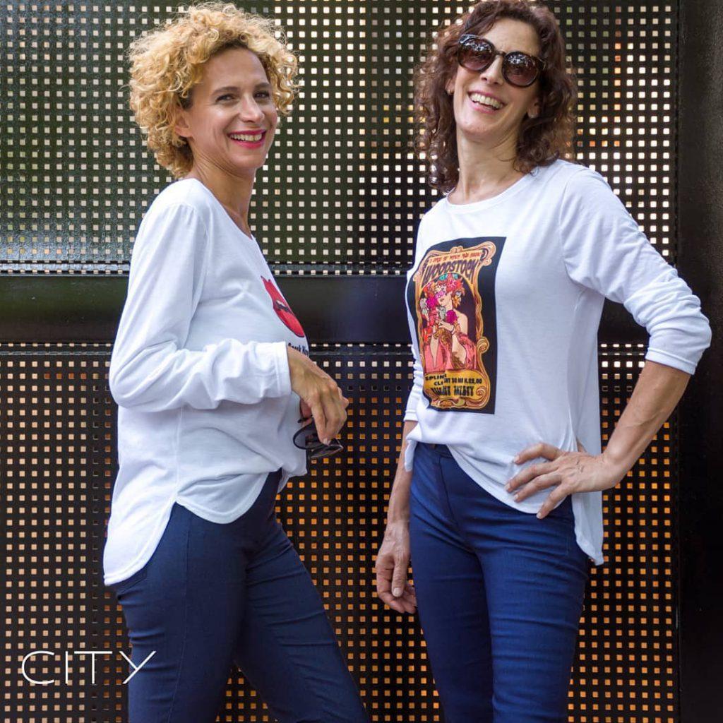 jeans para señoras City Jenifer invierno 2020