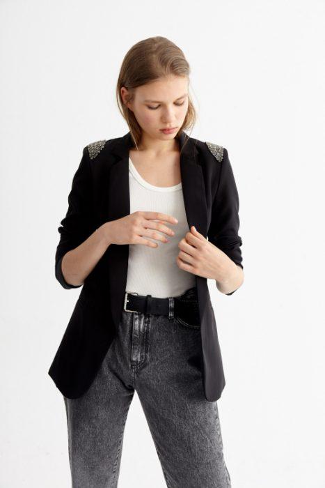 look casual con blazer St Marie juvenil invierno 2020