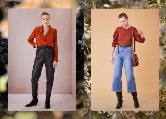 look urbano moderno y juvenil maria cher invierno 2020