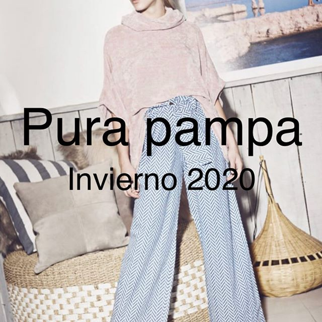 oxford Pura pamapa invierno 2020