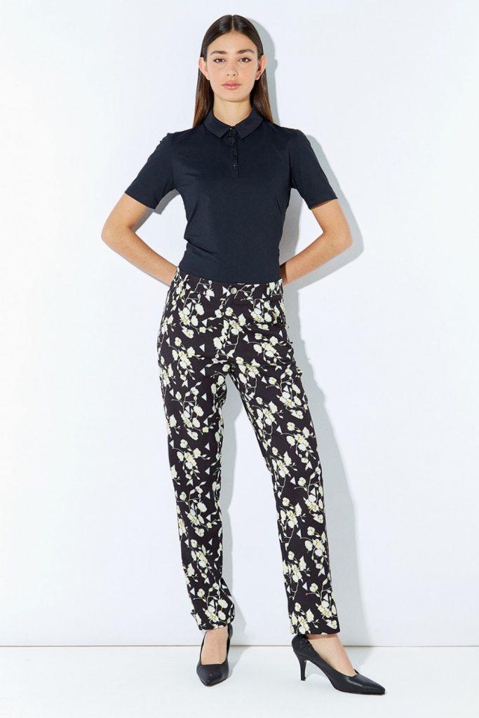 pantalon estampado mujer Ayres otoño invierno 2020