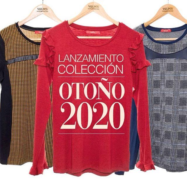 remeras mangas largas para señoras otoño invierno 2020 Vulpes indumentaria