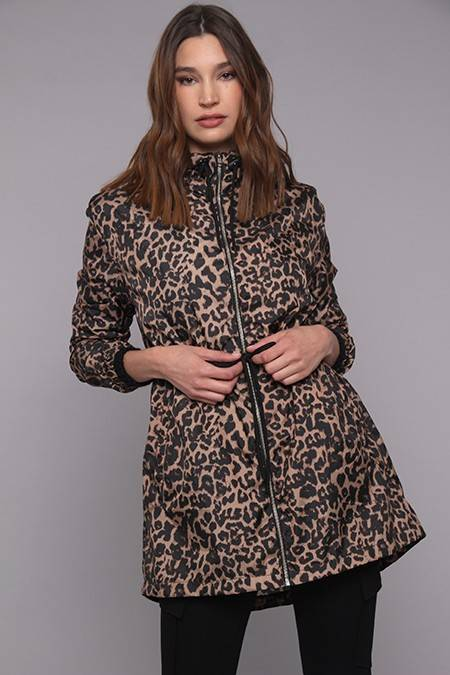 tapado leopardo invierno 2020 Nucleo Moda