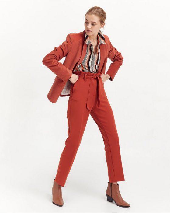 trajes para señoras invierno 2020 PORTSAID