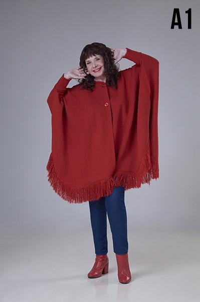 abrigos de moda en talles grandes Loren otoño invierno 2020