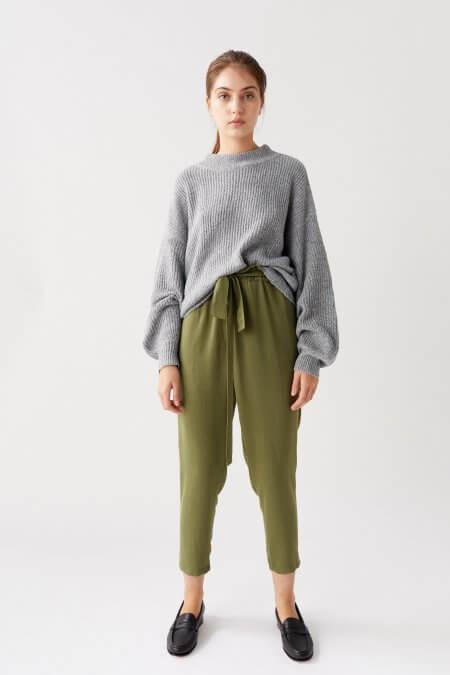 babucha y buzo lana nare otoño invierno 2020