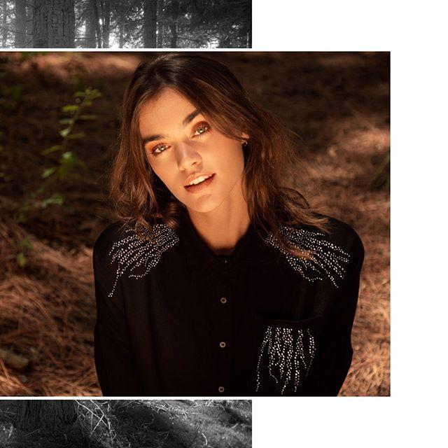 camisas bordadas Buryak invierno 2020
