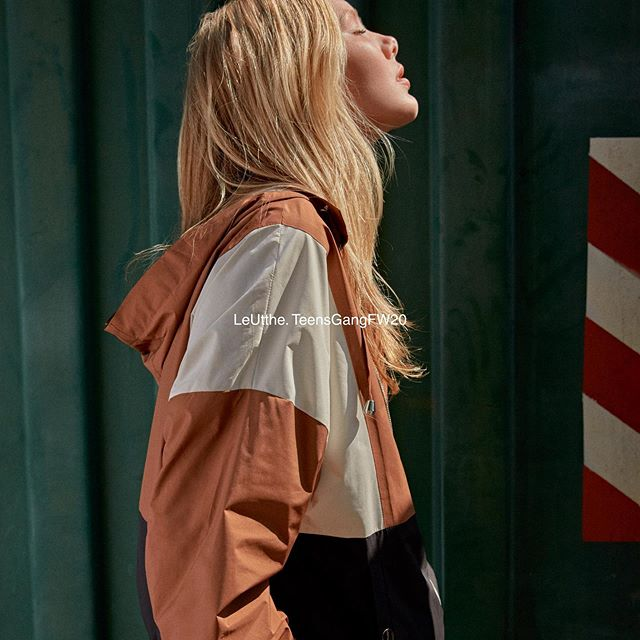 campera impermeables Le Utthe invierno 2020