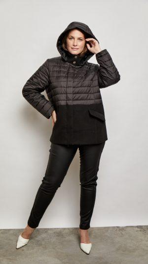 camperas abrigo señoras Mamy Blue invierno 2020