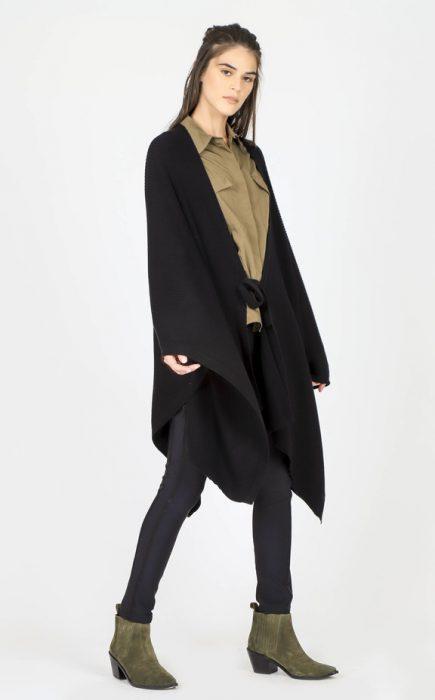 chupin y abrigo asimetrico invierno 2020 Paula Cahen D Anvers