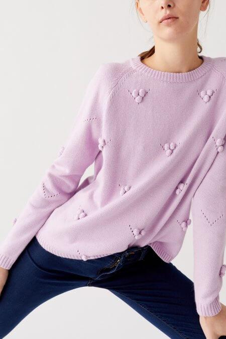 chupin y sweater lana nare otoño invierno 2020
