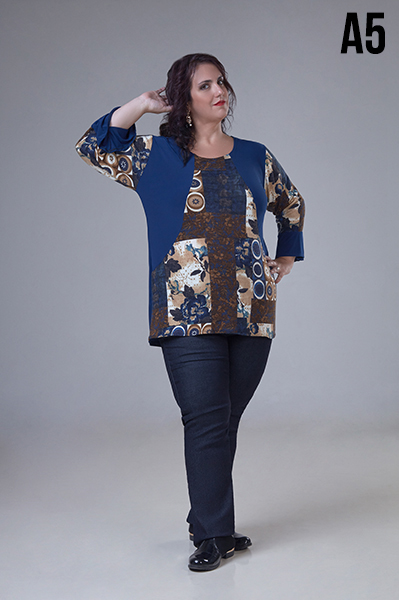 jeans en talles grandes Loren otoño invierno 2020