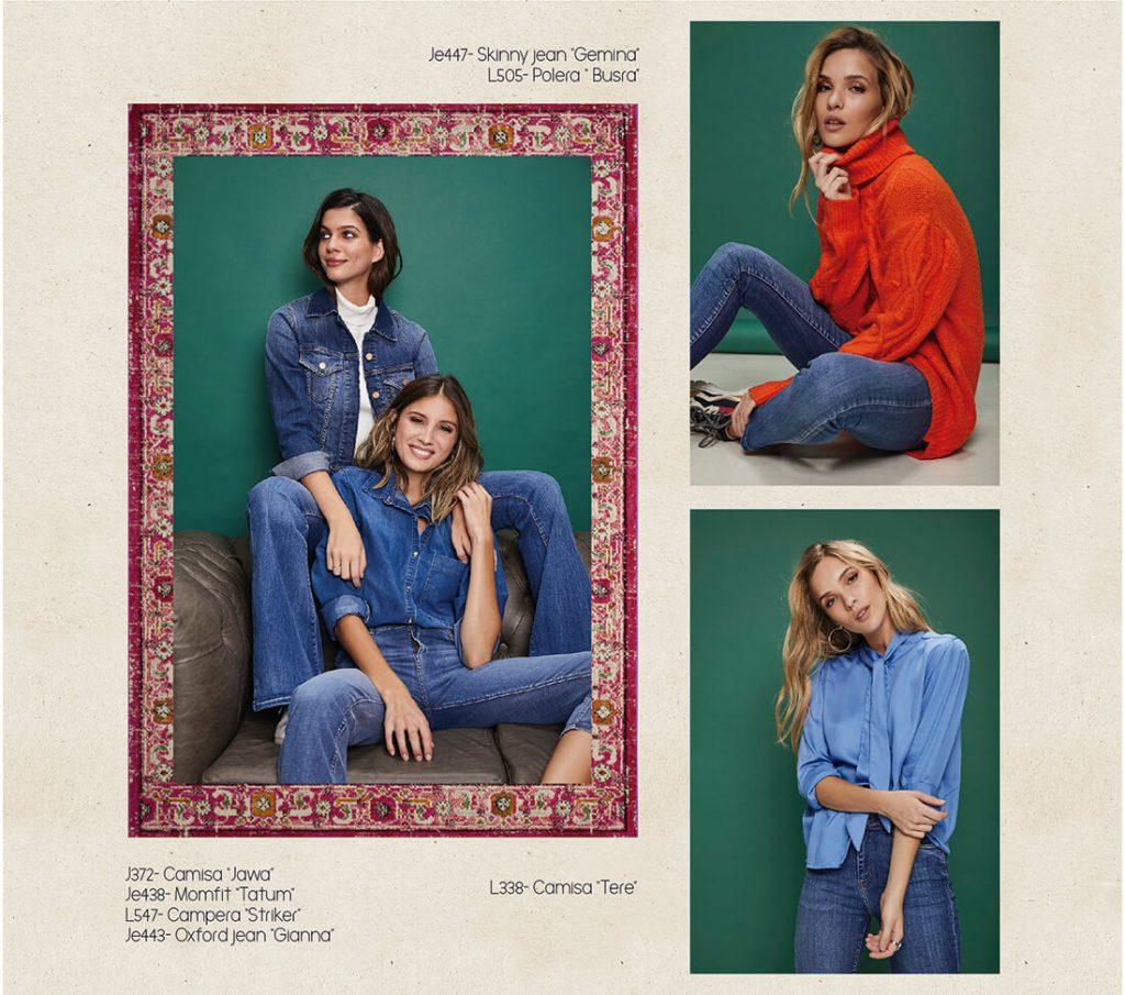 jeans rimmel otoño invierno 2020