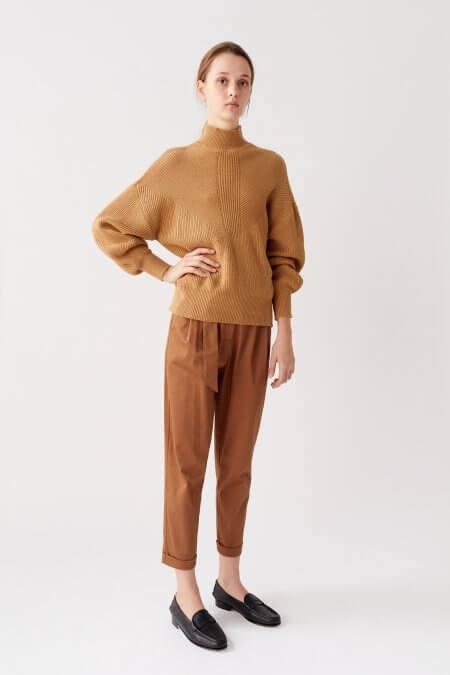 look con sweater polera nare otoño invierno 2020