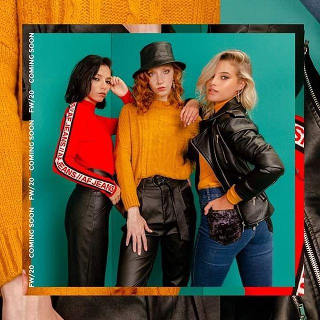 pantalones de cuero mujer Af jeans invierno 2020
