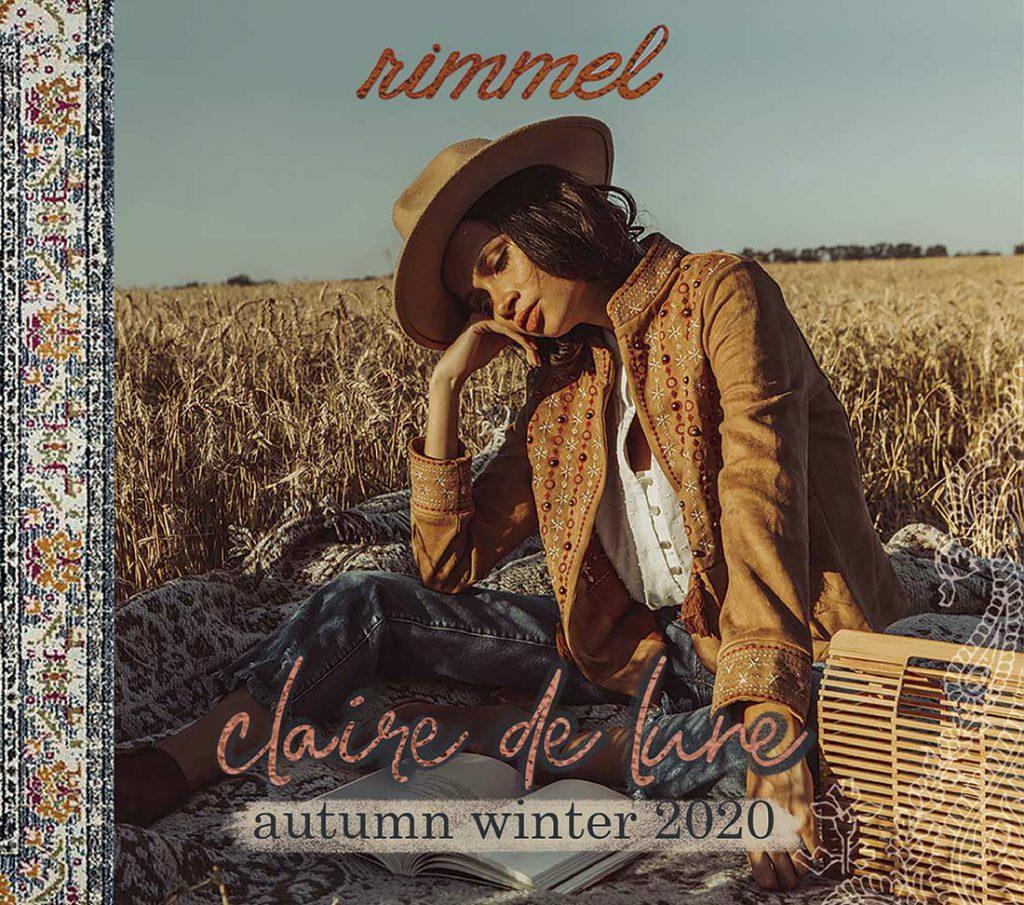 rimmel otoño invierno 2020