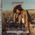 Looks juveniles boho chic invierno 2020 - Rimmel